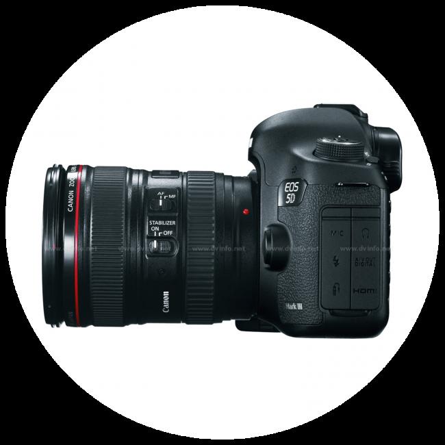 Zwei Canon EOS 5D MK III